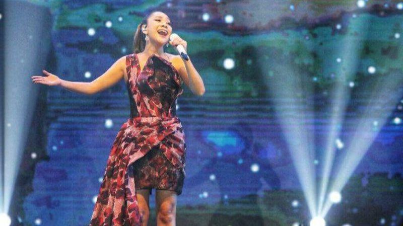 Konser Amal BCL Dengan Maudy Untuk Korban Bencana